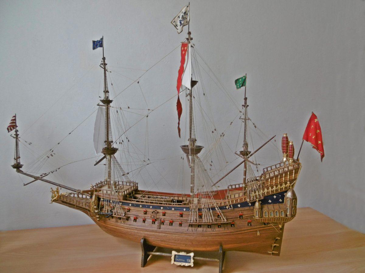 La Couronne 1636  -Verkauft-