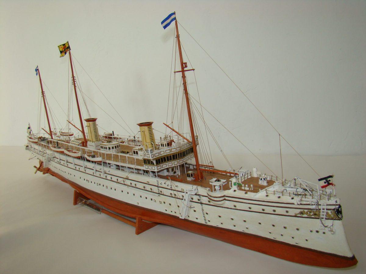 MS Hohenzollern, Kaiserliche Yacht