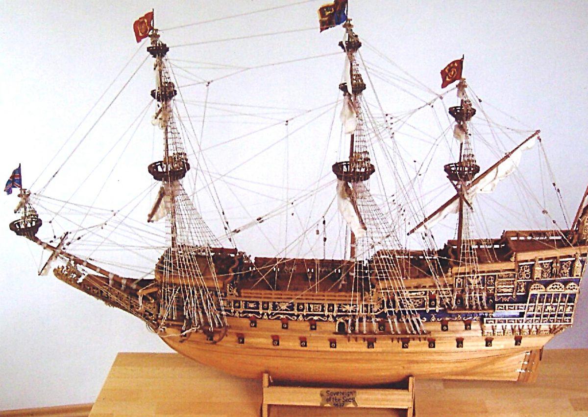 Sovereign of the Seas   -Verkauft-